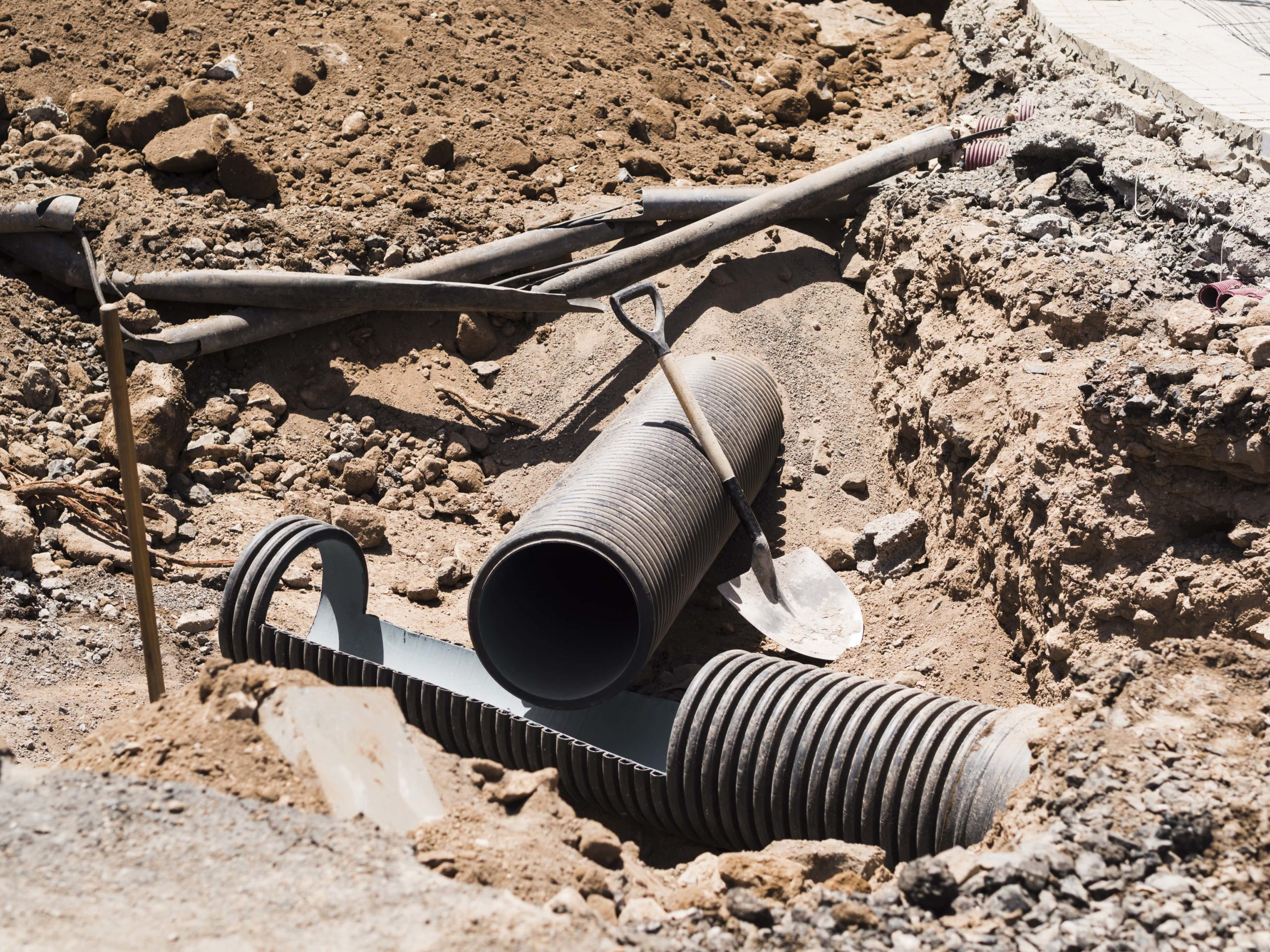 Sewer Line Repair New Haven CT